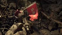 《寻龙诀》地下日本废弃地洞 干尸复活仓皇逃走