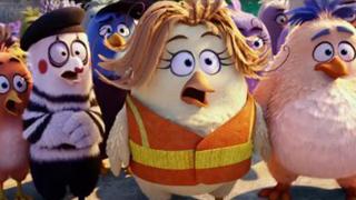 《愤怒的小鸟》电视版:小鸟反击战