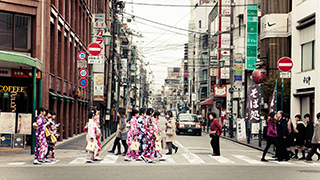 超美的日本旅游宣传片