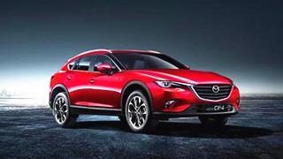 新车评网:试驾一汽马自达CX-4视频