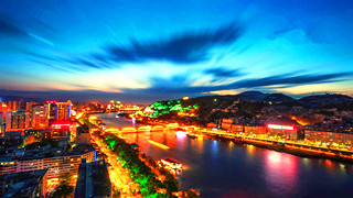 兰州旅游宣传:时尚篇 兰州旅游新攻略