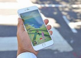 《Pokemon GO》国内试玩演示,玩不了就看这个解解馋吧