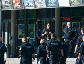 慕尼黑发生枪击案 已致10死10伤 枪手或为1人
