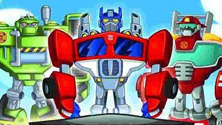 变形金刚救援机器人 第3季