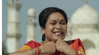 《功夫瑜伽》特辑之印度大妈挑战中国大妈