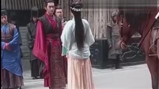 《秦时丽人明月心》张彬彬片场视频
