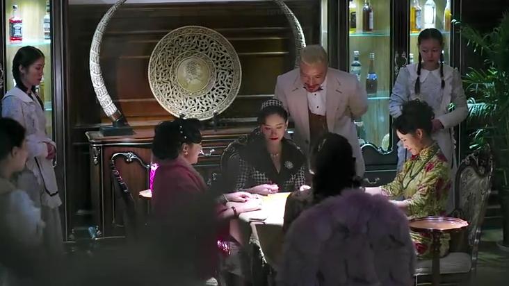 电视剧tvv外国《新猛龙过江》卢三雄反面人物合辑外国演员古装剧图片
