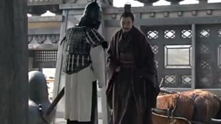 《大秦帝国之崛起》须贾遭秦相戏弄