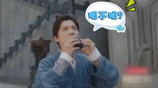 【何仙姑夫】惊呆了!鹿晗打小怪兽画风突变!