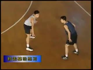 华数少女-打跳球基本技巧--篮球tv技巧教学不会受伤图片