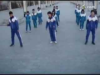 鬼步舞视频大全 校服鬼步舞