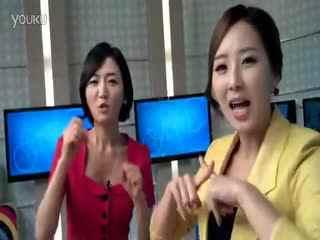 洗脑神曲《可爱颂》 韩国美女主播林贞银版