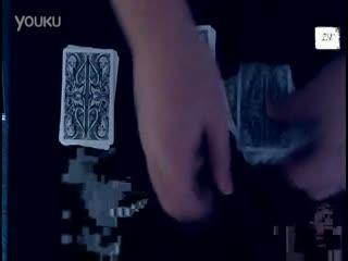 扑克魔术教学视频