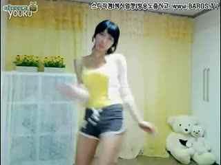 韩国美女主播 李由美 热舞视频2