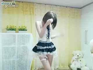 韩国美女主播 李由美 热舞视频1