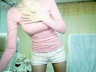韩国美女bj米娜热舞