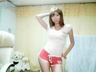 韩国美女bj米娜
