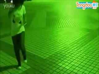 视频:宽城美女鬼步舞