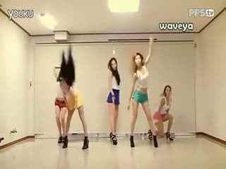 韩国美女性感热舞