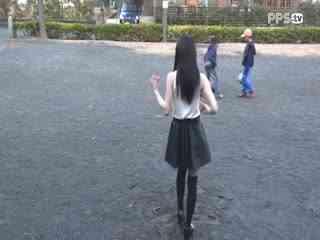 美女性感热舞 清秀学生妹短裙黑丝袜热舞