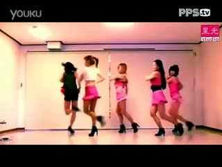 泰国可爱美女热舞
