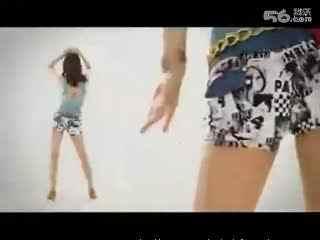韩国美女性感摇臀热舞