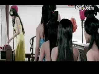《模特魅影》花絮浴室裸戏