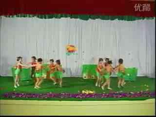 2013我是小宝贝幼儿舞蹈视频_儿童舞蹈 采蘑菇的小姑娘--华数TV