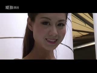 2013上海车展现场美女车模