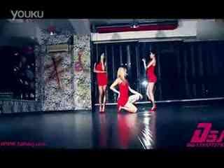 【乐舞者爵士舞】性感爵士舞爵士舞入门视频性感教学一半a舞者少女红鹿到网嗨自图片