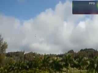 全球最真实 最震撼的 UFO 视频图片