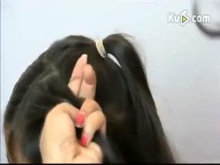 古典舞盘头发型 新娘妈妈盘头发型 欧式新娘盘头发型图片