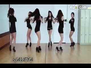 韩国美女组合性感热舞