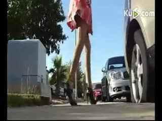 最新机械舞教学视频鬼步舞街舞教学广场舞dj美女热舞