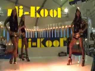 泰国美女电臀热舞