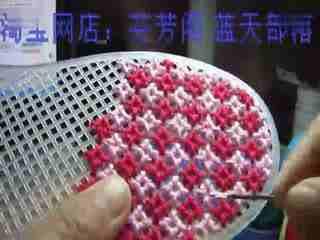 毛线拖鞋的钩法视频图片_毛线拖鞋的钩法视频,细毛 ...