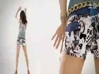 韩国美女热舞 韩国美女性感摇臀舞