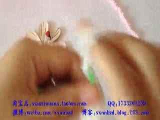 小辛娜娜编织视频第20集Kitty猫绒绒线马甲编织视 小辛娜娜编织视频