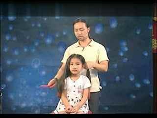 儿童表演发型004_2