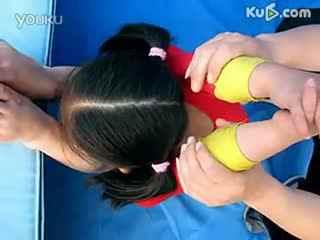 中华软功 被动柔术 柔术训练图片