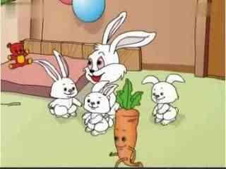 小白兔乖乖儿歌儿童舞蹈视频--华数TV-小兔子乖乖舞蹈 小兔子 舞蹈 小