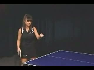 乒乓球华数王皓乒乓球教学之v华数--男士TV使用马眼棒教程教程视频图片