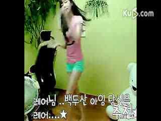 韩国女主播 韩国美女热舞1