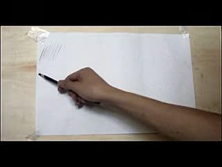 素描教程 入门教学视频 素描的画法--华数TV