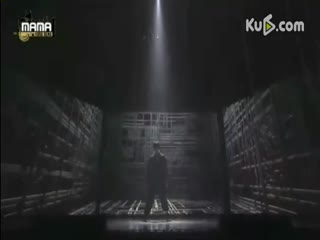 2013mama亚洲音乐盛典颁奖典礼exo kai 舞蹈开场