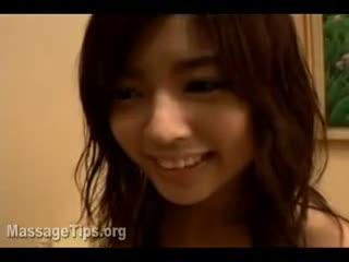 性感日本美女比基尼 比基尼女郎撩人按摩