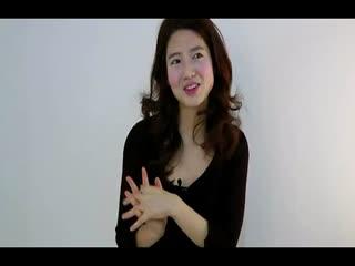 打造韩剧女主角发型视频