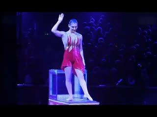 美女柔术杂技 少女柔术软功视频