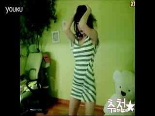 韩国女主播赫本全集; 美女主播无节操热舞;