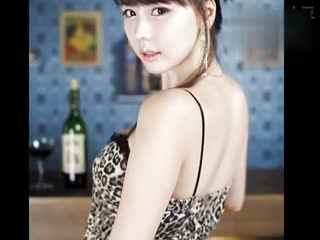 经典dj舞曲 韩国美女车模李智友